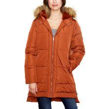 Женская куртка-парка с капюшоном Be Boundless Soft Touch с искусственным мехом и капюшоном Be Boundless