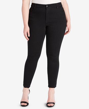 Модные джинсы скинни больших размеров Adored Jessica Simpson