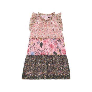 Маленькая девочка & amp; Платье Tilly для девочек Imoga