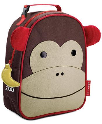 Изолированная сумка для завтрака Little Boys & Girls Zoo Lunchie Skip Hop