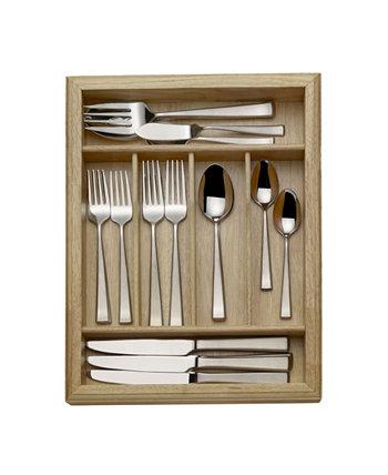 Набор столовых приборов Essex Satin из 65 предметов, сервиз на 12 человек MIKASA