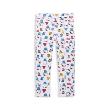 Little Girl's Levi's x Hello Kitty Print Leggings Levi's