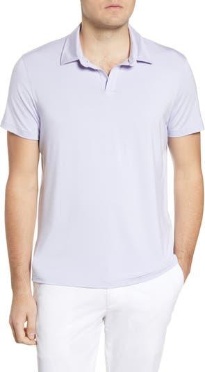 Рубашка-поло с V-образным вырезом Stone Rose