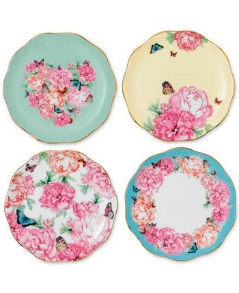 Миранда Керр для набора из 4 тарелок Tidbit Royal Albert