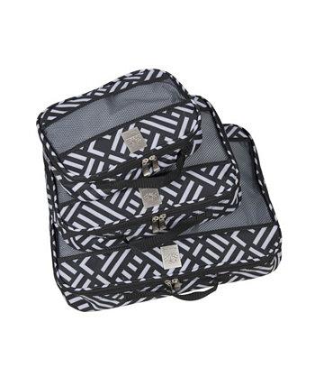 Фирменные упаковочные кубики, набор из 3 предметов Jenni Chan