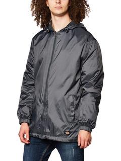 Куртка с капюшоном на флисовой подкладке, большая нейлоновая Dickies