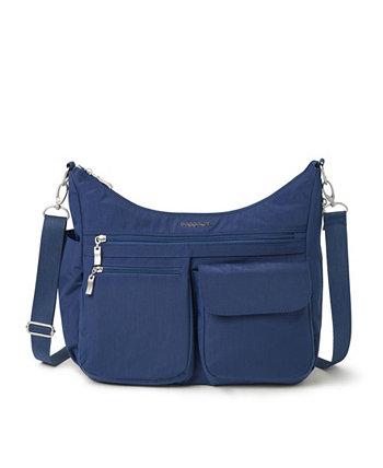 Женская сумка через плечо Large Everywhere Baggallini