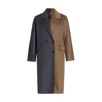 Пальто Bristol Colorblock Rails