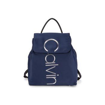 Mallory Nylon Backpack Calvin Klein