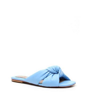 Женские сандалии Tinsley на плоской подошве BCBGMAXAZRIA