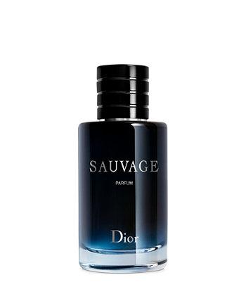 Парфюмированный спрей Sauvage для мужчин, 2 унции. Dior