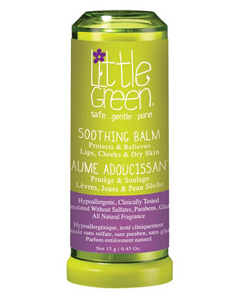 Успокаивающий бальзам, 0,45 унции Little Green