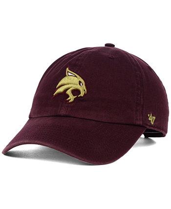 Штат Техас Бобкэтс Очистительная шапка NCAA '47 Brand