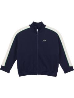 Спортивная куртка с окантовкой вдоль рукавов (для малышей / маленьких детей / детей старшего возраста) Lacoste Kids