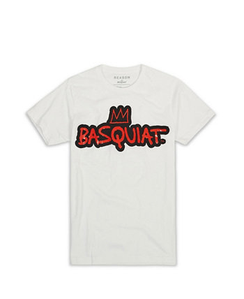 Мужская футболка Big & Tall Basquiat Reason