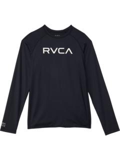 Рашгард с длинным рукавом (для больших детей) RVCA Kids