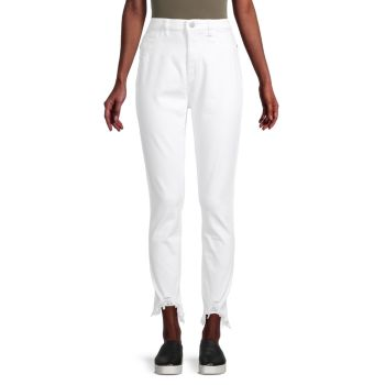Chrissy Ultra High-Rise Skinny Jeans DL1961