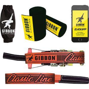 Gibbon Slacklines Classic Line XL Treewear Set Gibbon Slacklines