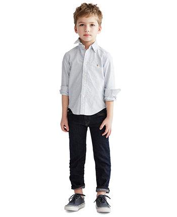 Малыш Блейк Оксфорд Рубашка Ralph Lauren