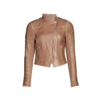 Кожаная куртка Azra LAMARQUE