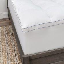 Charisma Luxury Plush 3.5-Inch Mattress Topper Charisma