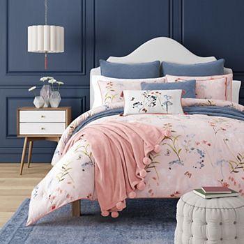 Five Queens Court Blakely Rose Comforter Mini Set Five Queens Court