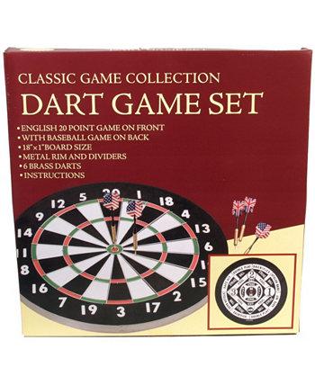 Классическая коллекция игр - Dart Game Set John N. Hansen Co.