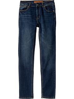 Brixton Straight & Narrow в цвете Heritage Blue Wash (Big Kids) Joe's Jeans Kids