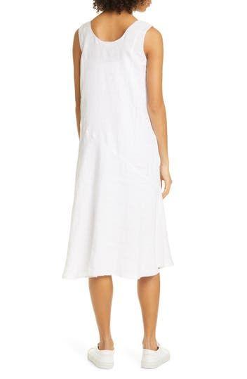Scoop Neck Dress Eileen Fisher