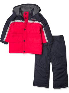 Лыжная куртка и лыжные брюки, 2-х компонентный зимний комбинезон London Fog