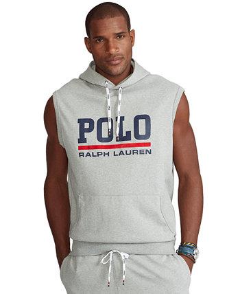 Men's Big & Tall Interlock Hooded Vest Ralph Lauren