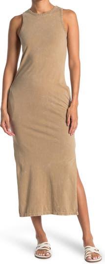 Миди-платье Acid Wash Cloth By Design