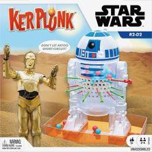 Mattel KerPlunk Детская игра Звездные войны Mattel