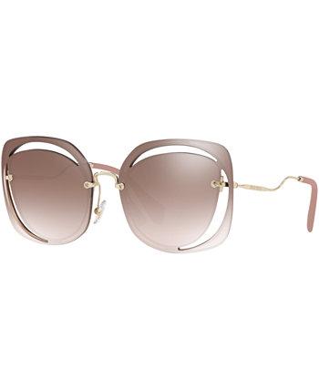 Солнцезащитные очки, MU 54SS MIU MIU