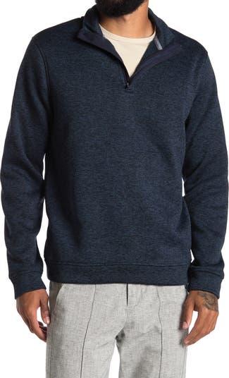 Свитшот-пуловер с застежкой-молнией Tailor Vintage