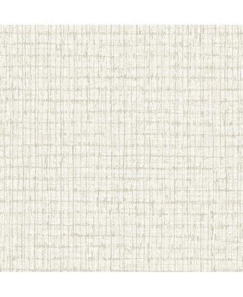 Обои из пальмового полотна - 396 x 20,5 x 0,025 дюйма Brewster Home Fashions