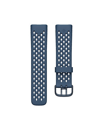 Charge 5 Deep Sea Silicone Sport Band, Large Fitbit