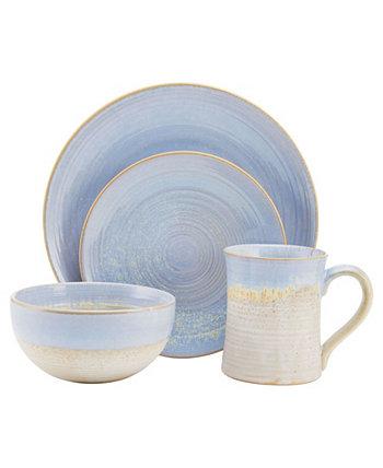 Набор посуды Tanner из 16 предметов, сервиз на 4 персоны MIKASA