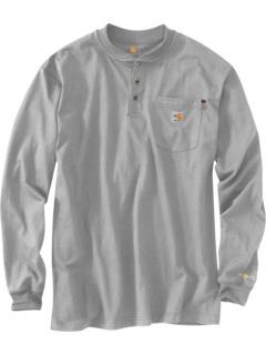 Огнестойкая хлопковая футболка с длинным рукавом Force® Big & Tall Carhartt