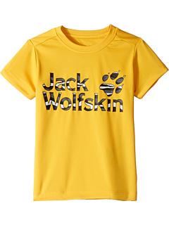 Джунгли тройник (младенец / малыш / маленькие дети / большие дети) Jack Wolfskin Kids