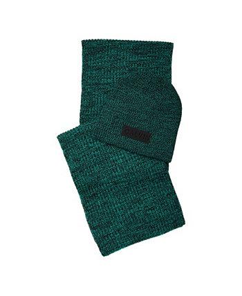 Мужской шарф и шапка Calvin Klein