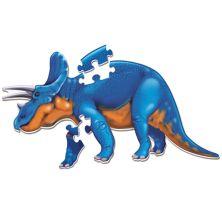 Учебные ресурсы Напольная головоломка с трицератопсом Learning Resources