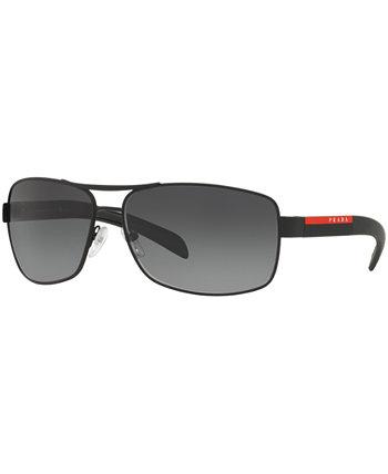 Поляризованные солнцезащитные очки, PS 54IS Prada Linea Rossa