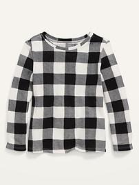 Термо-футболка унисекс с длинным рукавом с принтом для малышей Old Navy