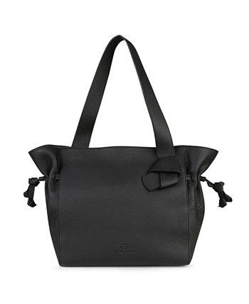 Кожаная большая сумка Kensington Esin Akan