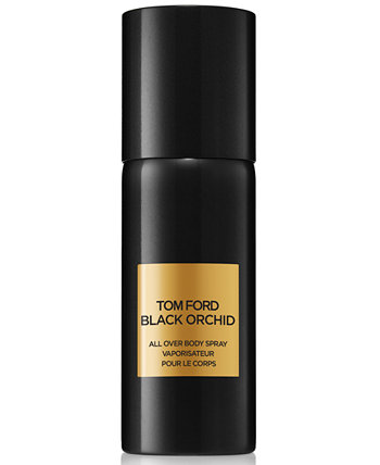 Черная орхидея по всему телу спрей, 5 унций. Tom Ford