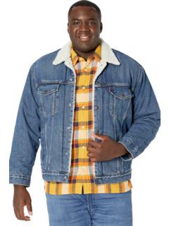 Куртка Big & Tall Type III Sherpa Trucker Levi's® Big & Tall