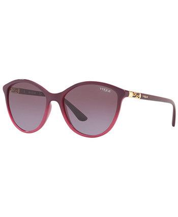 Очки женские солнцезащитные очки Vogue