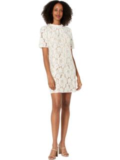 Платье прямого кроя с подкладкой на плечах Livia WAYF