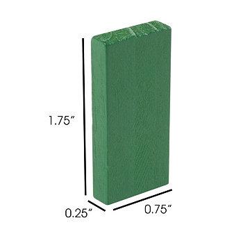 Набор красочных деревянных блоков домино - 200 блоков Hey Play Trademark Global